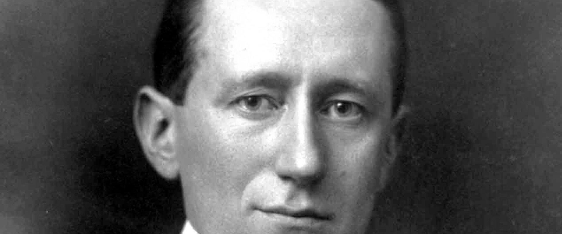 Guglielmo Marconi Biographie