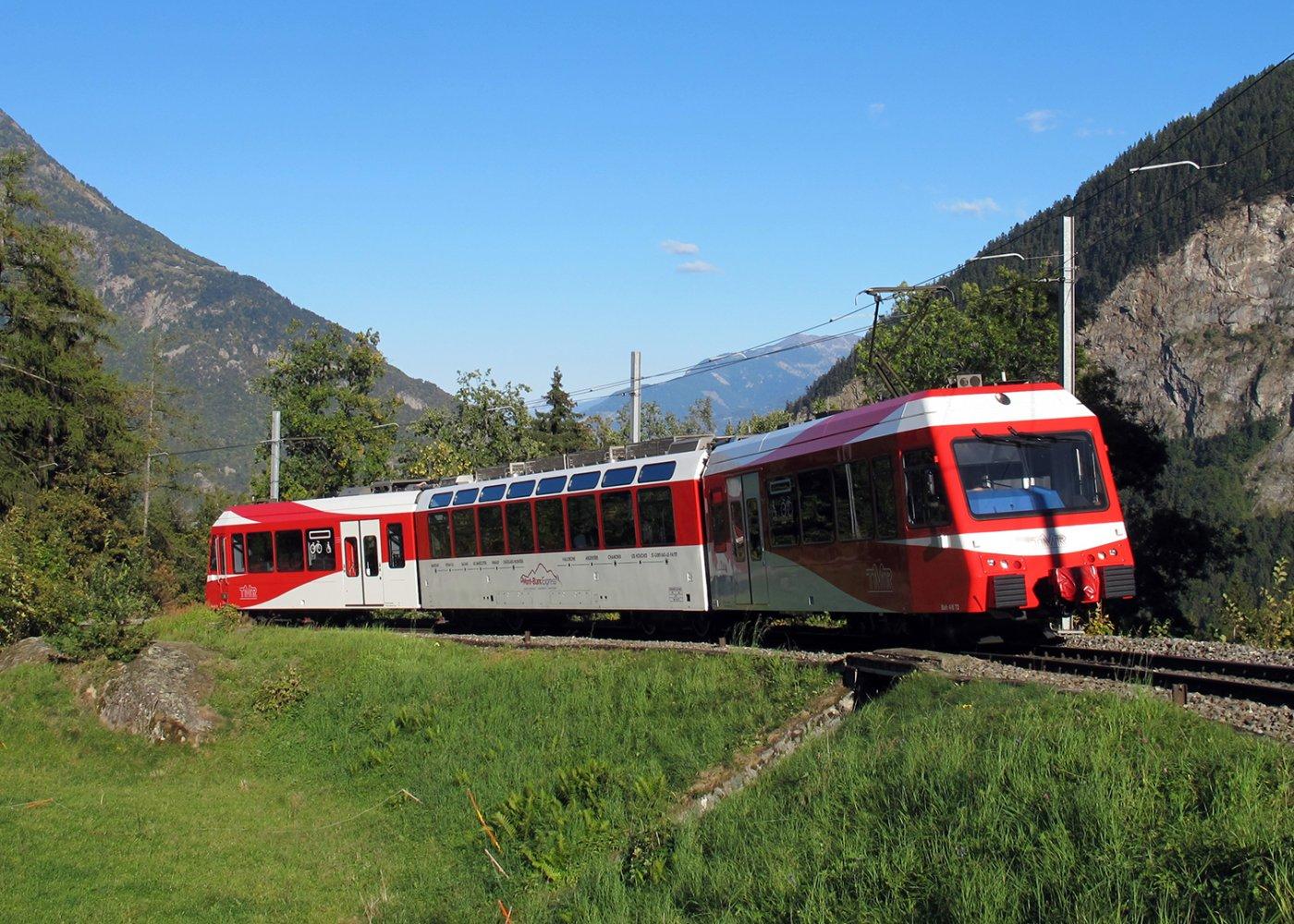 Quiz Mont-Blanc Express