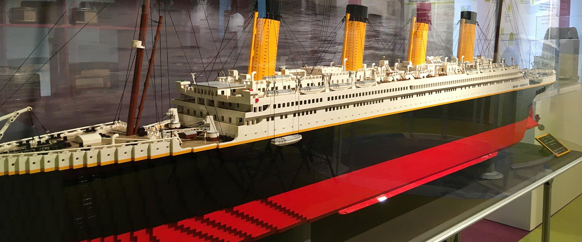 Die Marconi-Ausstellung