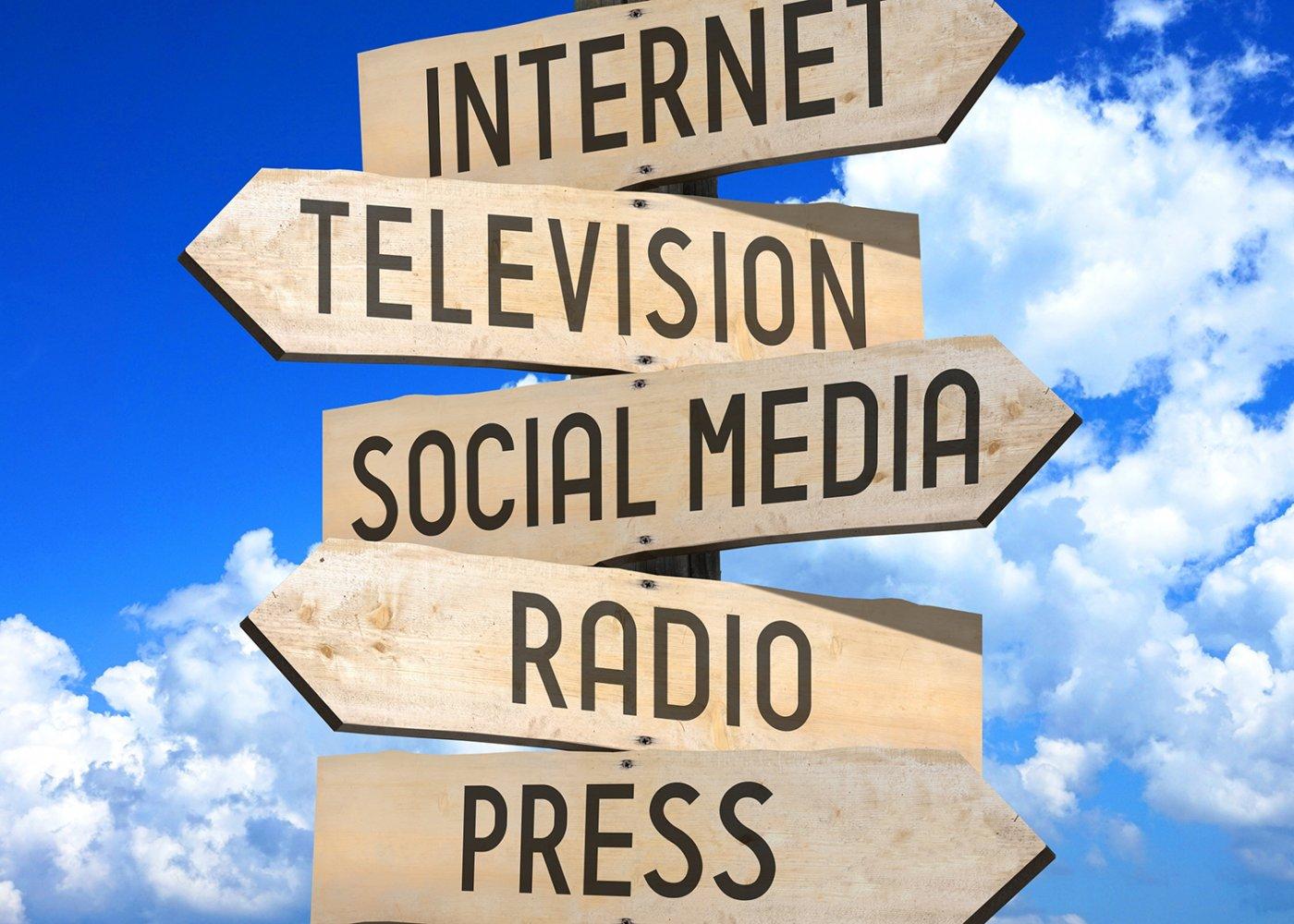 Marconi In den Medien