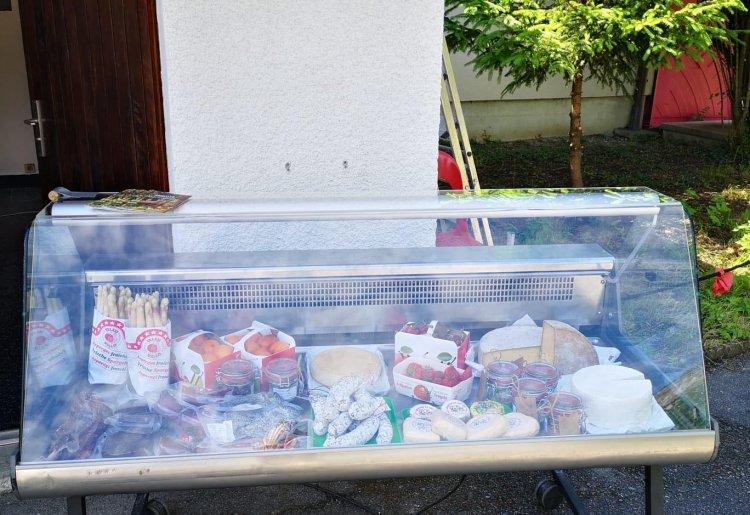 kiosque Pissevache