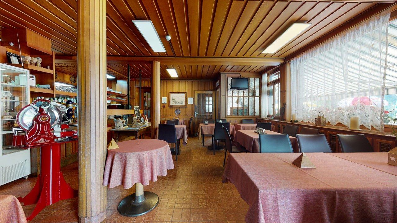 Restaurant du Col de la Forclaz