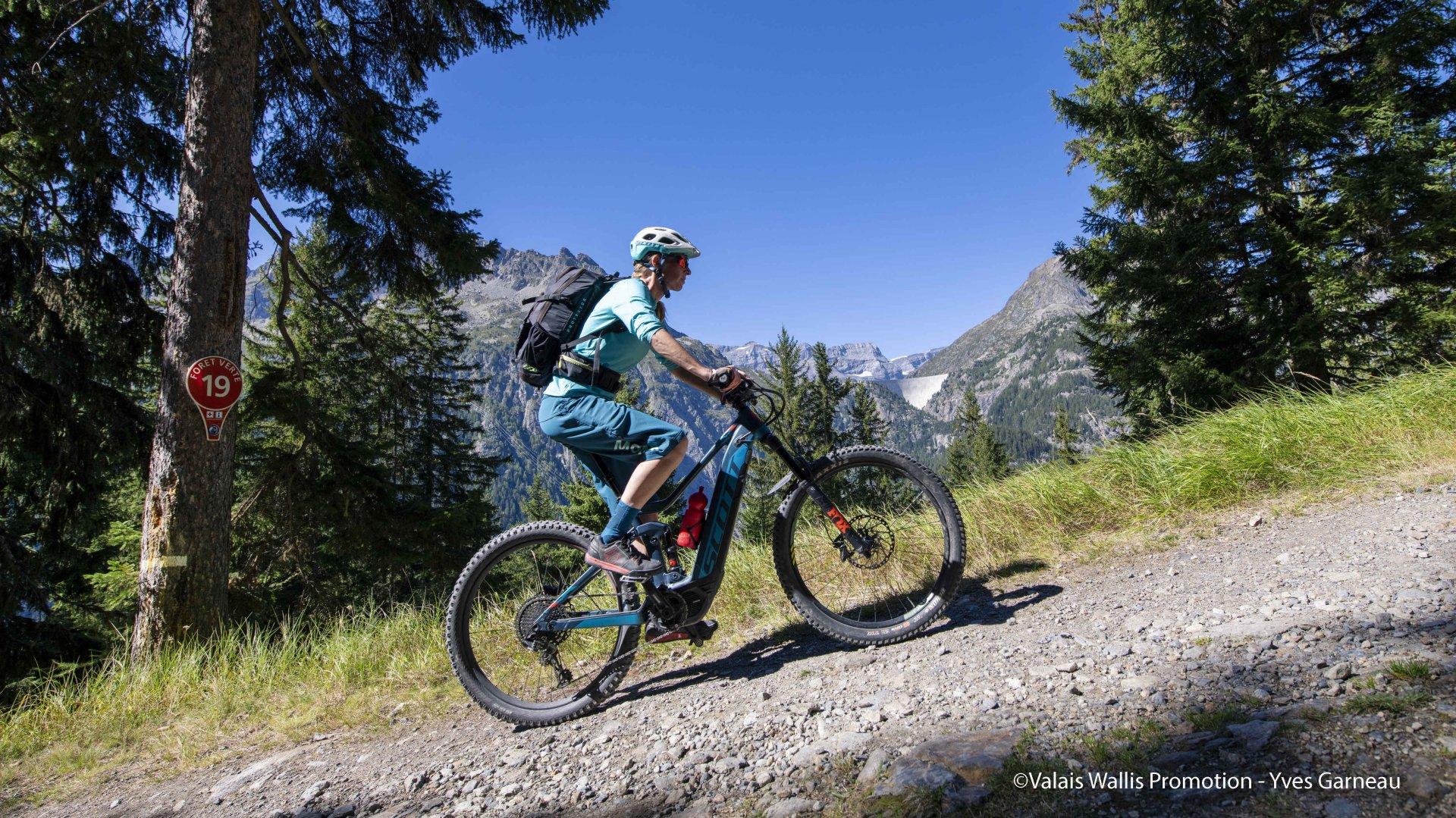 Location e-bikes