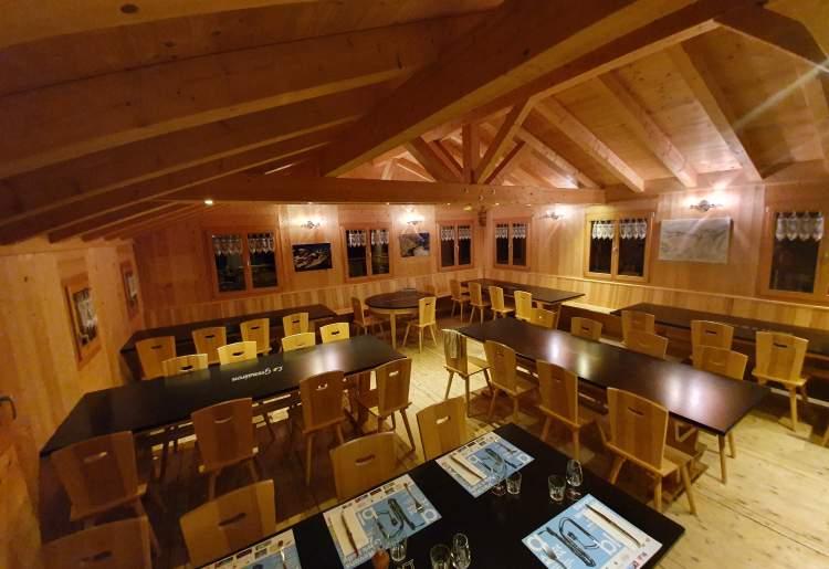 Cabane du Vieux-Emosson - Buvette