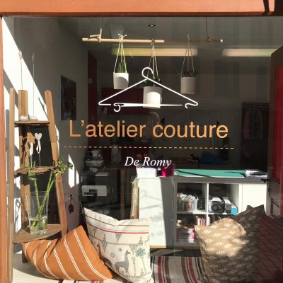 L'atelier couture de Romy