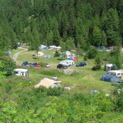 Camping de Van d'en Haut