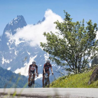Martigny - Col des Montets (vélo)