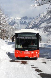 Navettes ski-bus gratuites