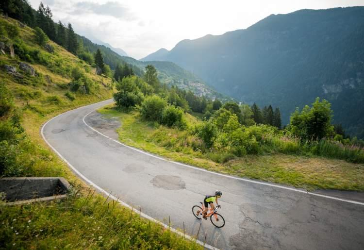 Finhaut - Emosson (vélo)