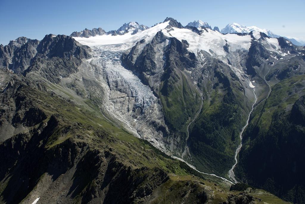 Glacier des Grands