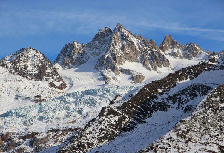 Glacier of Le Tour