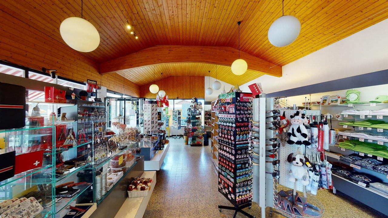 Kiosque, bazar des Frontières