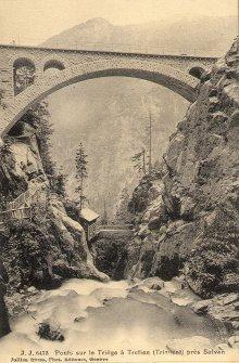 Geschichte von Mont-Blanc express