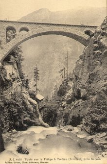 History to Mont-Blanc express