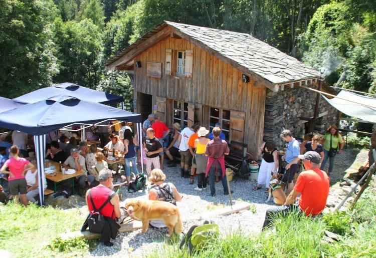 Portes ouvertes au Moulin Fine