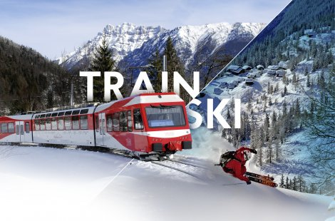 Ski and train Marécottes