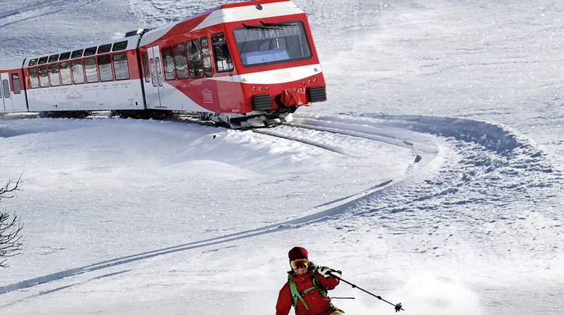 Abonnement Train