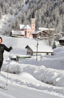 Ski de fond Trient