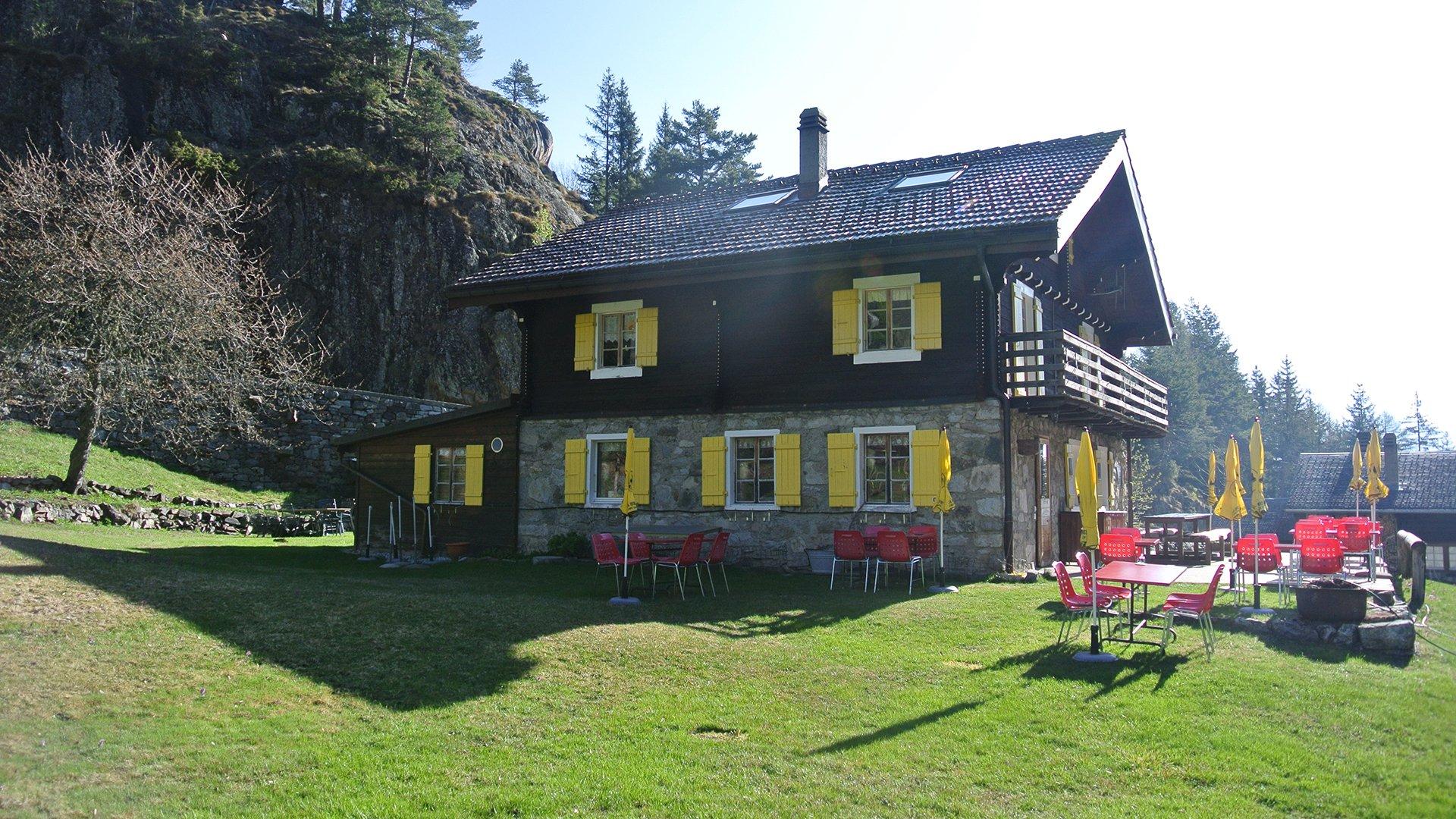 Auberge du Vallon de Van