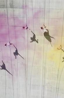 Arte: Flying Dam & Cosmo jazz