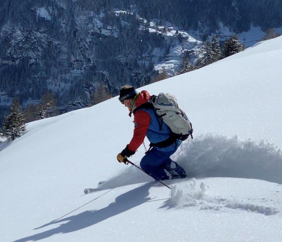 Ski touring introduction