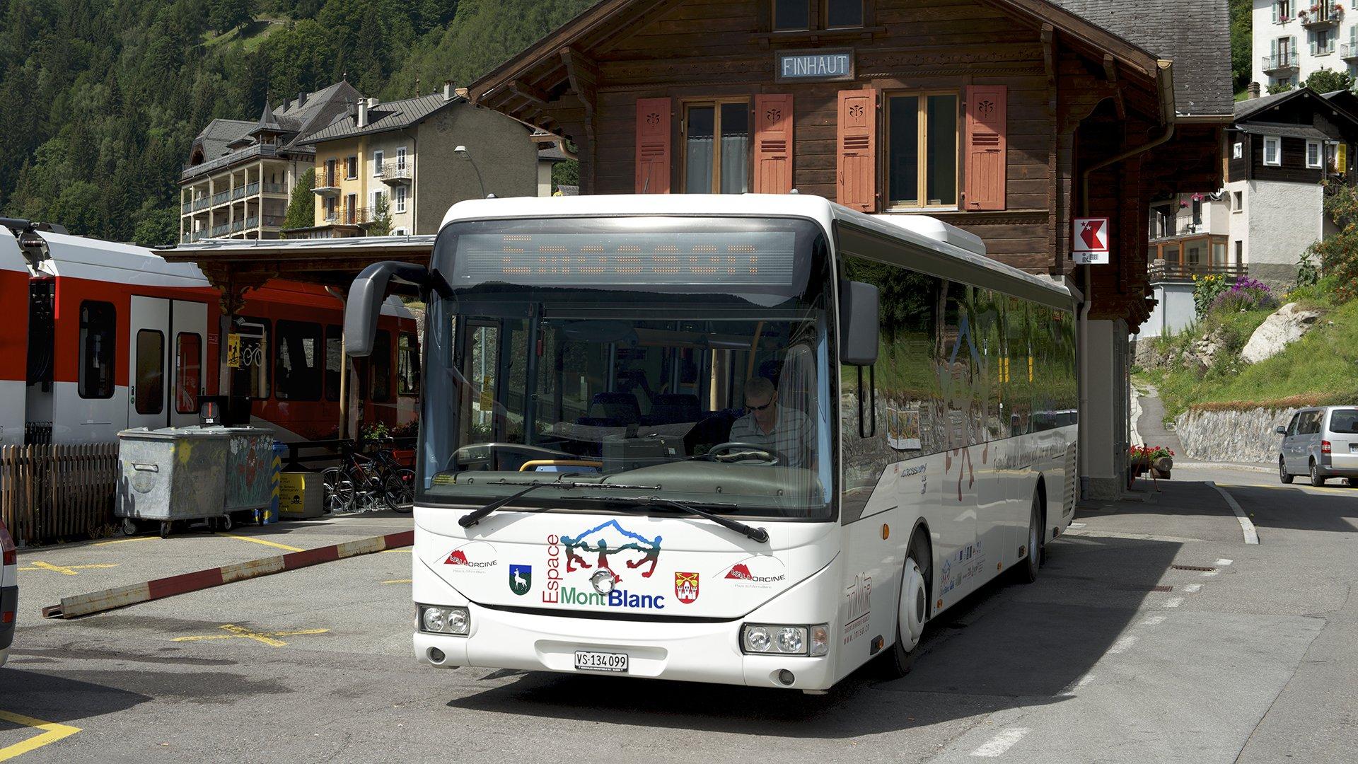 Bus Emosson
