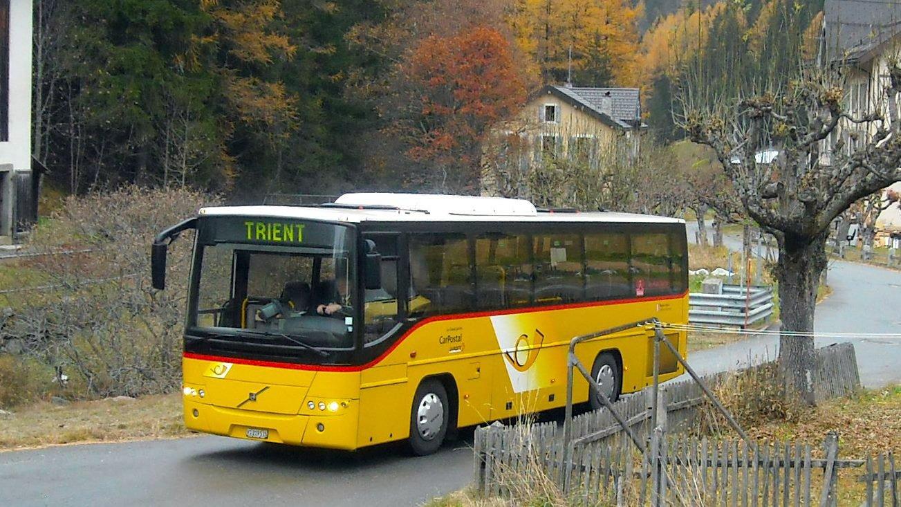 Trient bus service