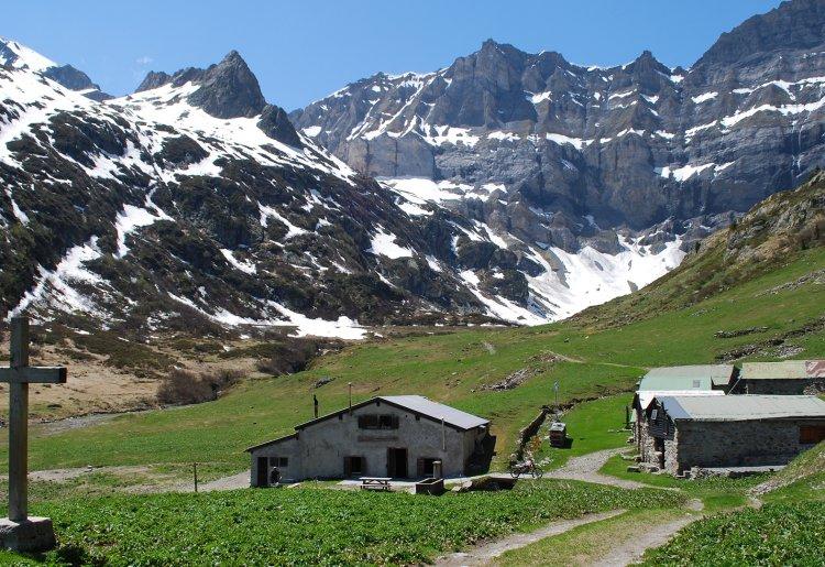 Buvette Alpage d'Emaney