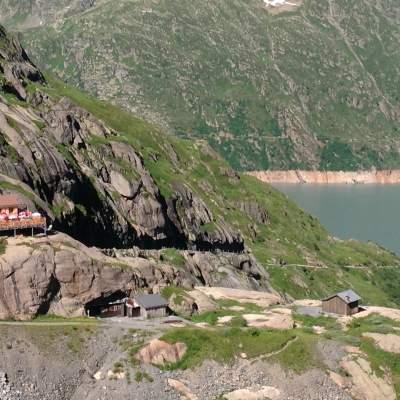 Cabane du Vieux-Emosson - Hébergement