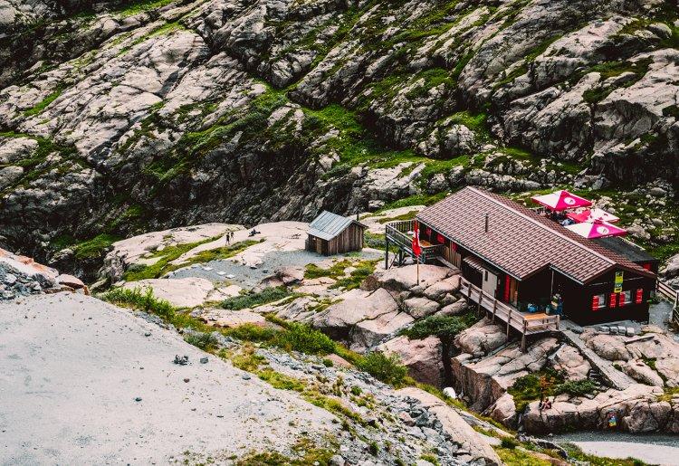 Cabane du Vieux-Emosson