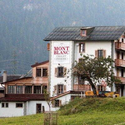 Chalet Mont-Blanc Insieme