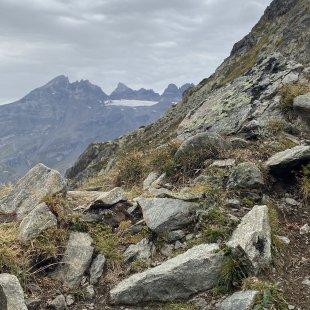 Initiation à la randonnée en montagne
