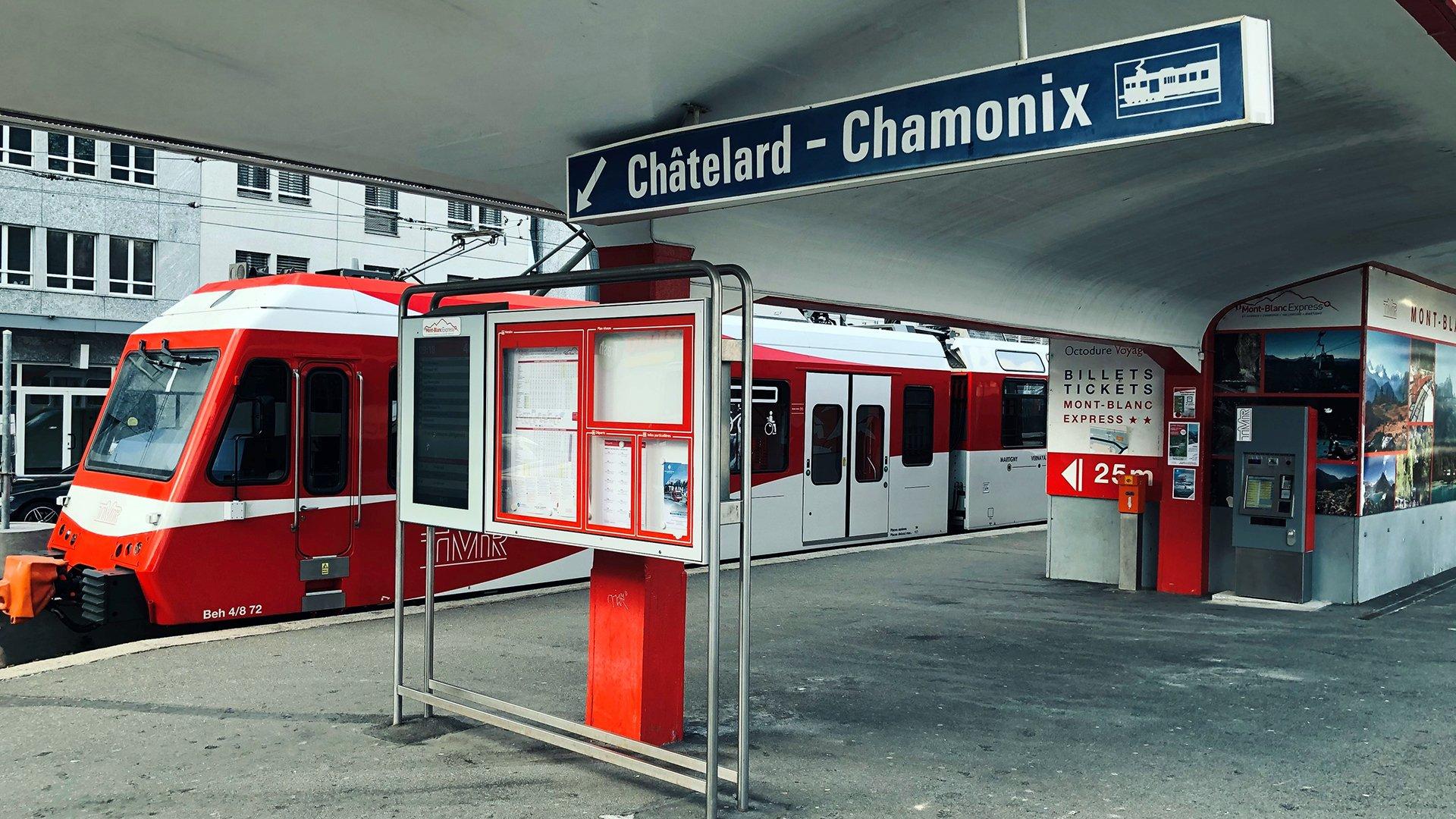 Gare de Martigny / Octodure Voyages