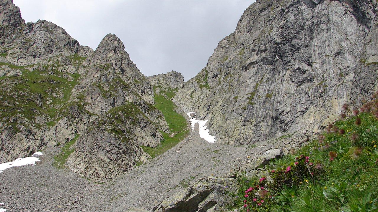 Golette-Pass - Van d'en haut