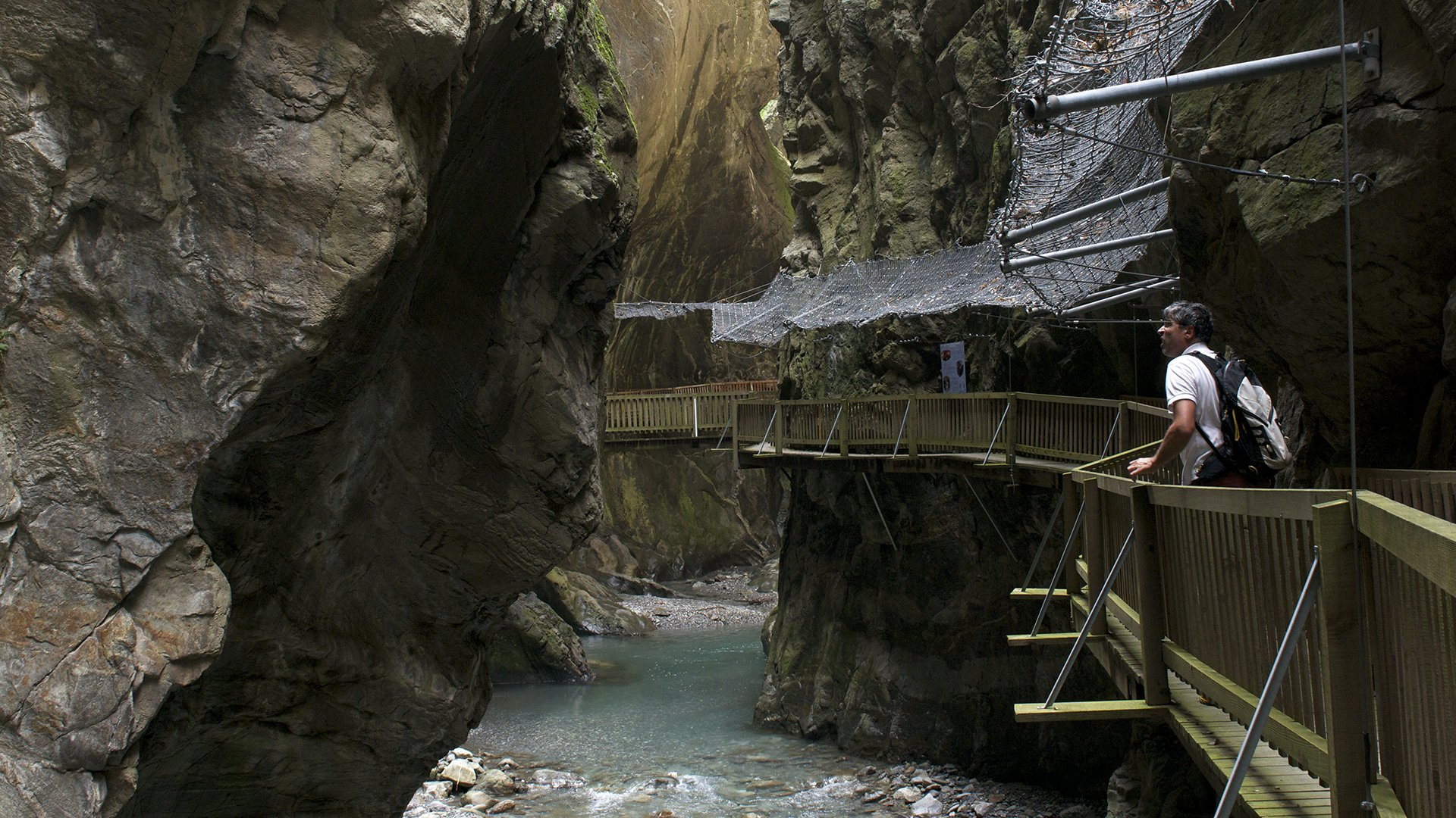 Trient Gorges