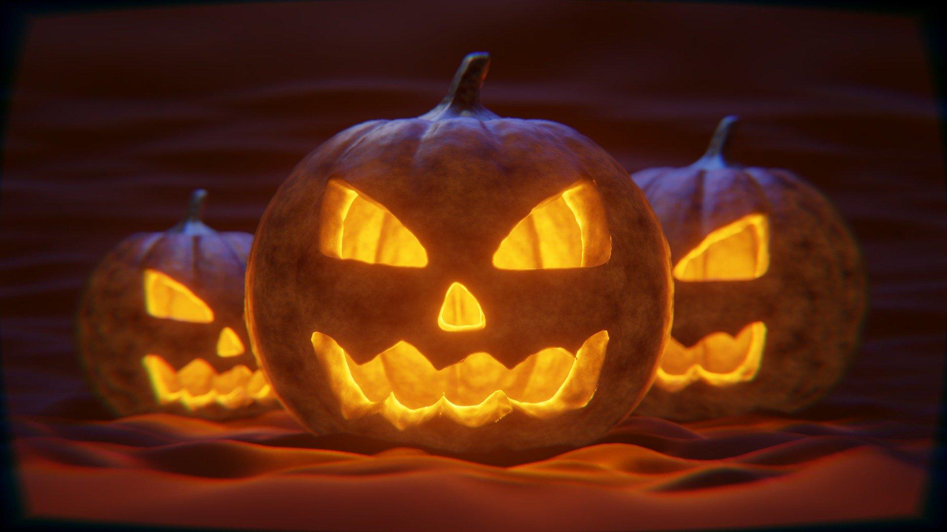 Das geheimnisvolle Rätsel von Halloween