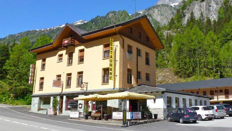 Restaurant - Hôtel Suisse