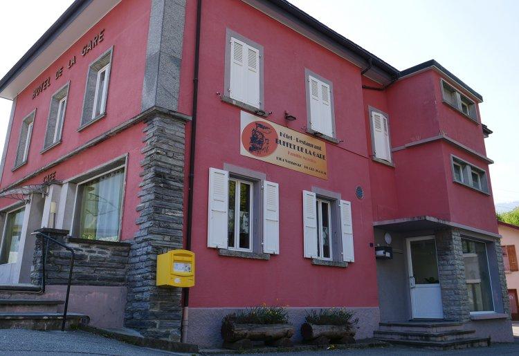 Hôtel-Restaurant La Gare
