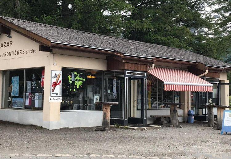 Kiosque Bazar des Frontières