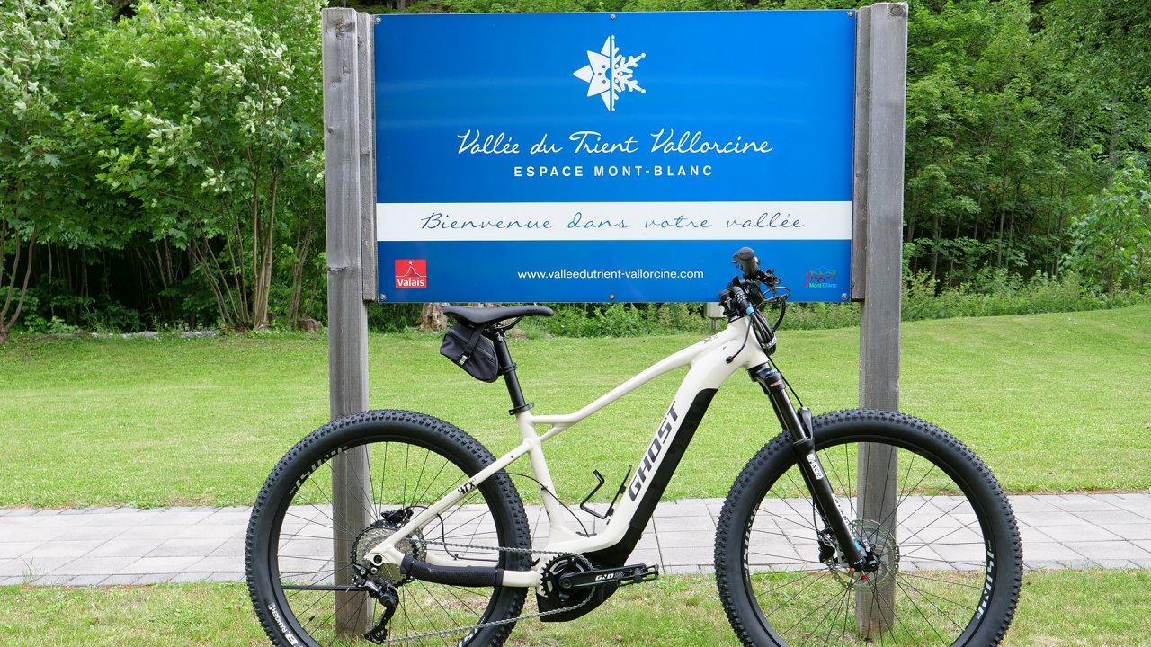E-bikes rental