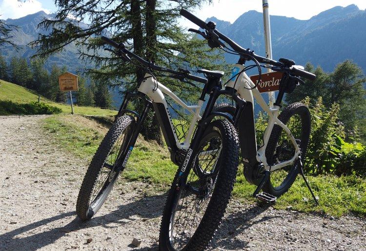 E-bike rental - Finhaut and Emosson