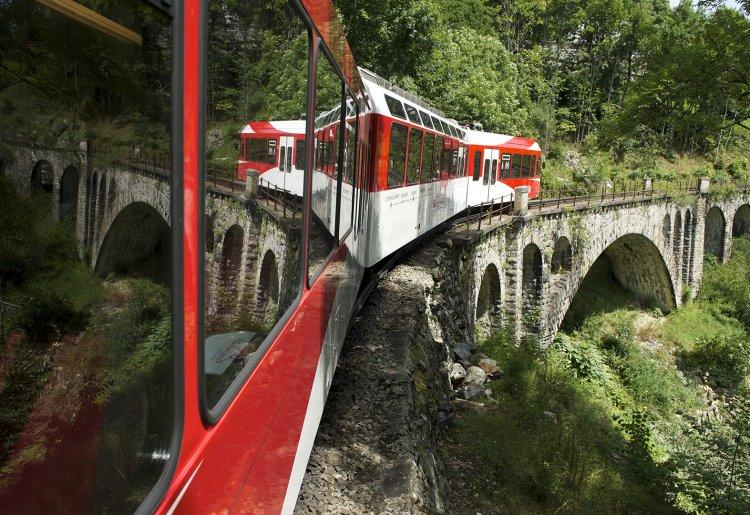 Mont-Blanc Express et VerticAlp Emosson
