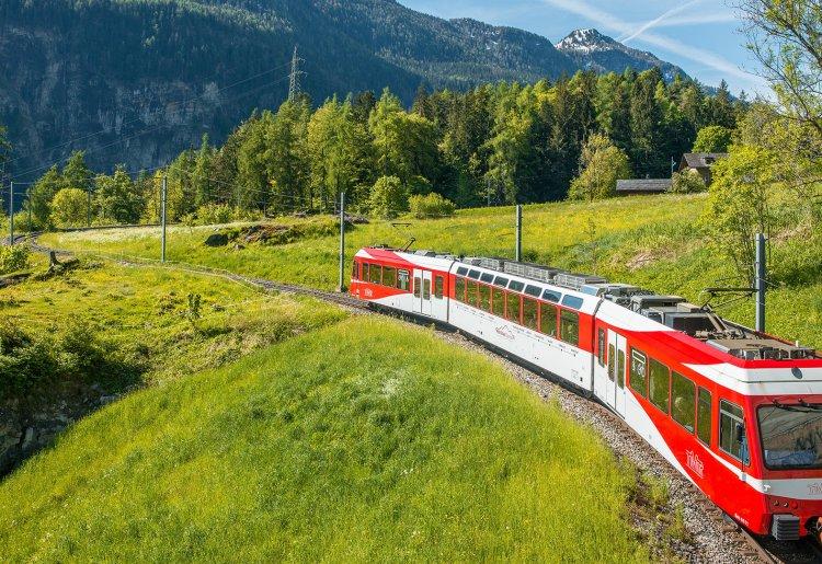 Mont-Blanc Express and VerticAlp Emosson