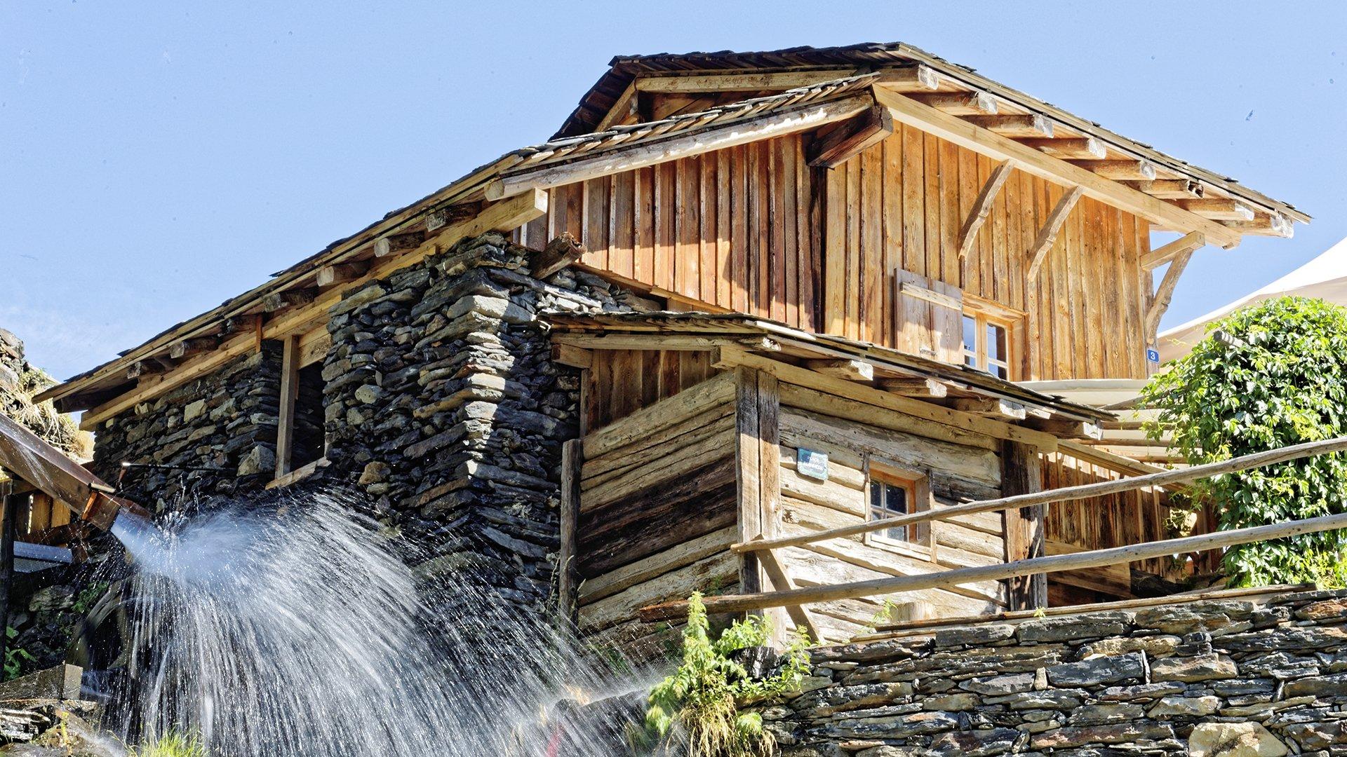Le Moulin Fine