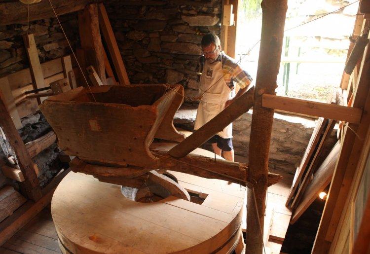 Histoire du Moulin Fine