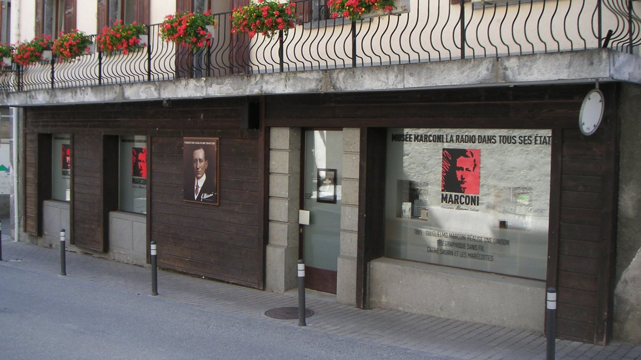 Fondation Marconi - Musée de la Radio