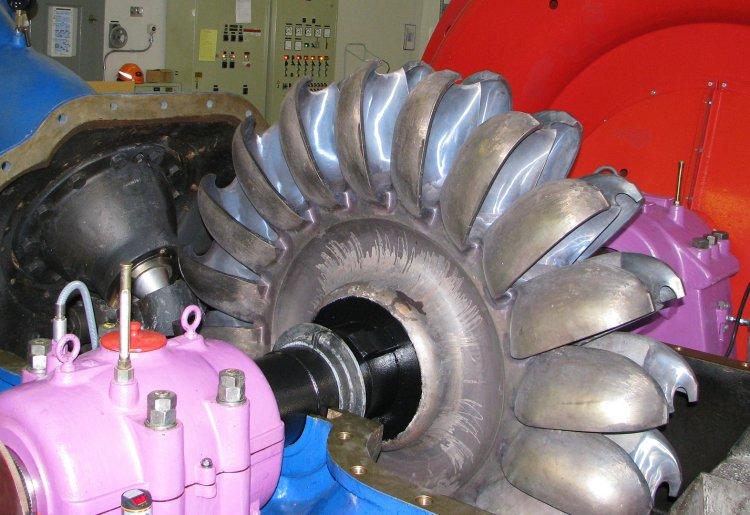 Musée hydroélectrique CFF Châtelard-Barberine