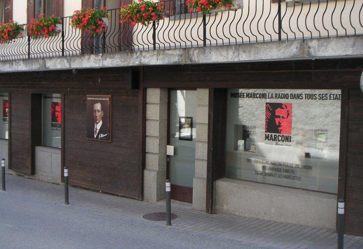 Membres de la Fondation Marconi