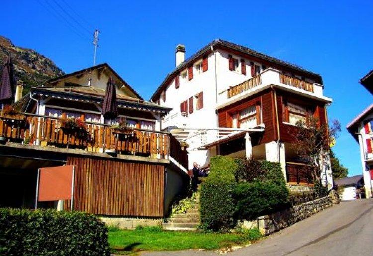 Café des Alpes Finhaut