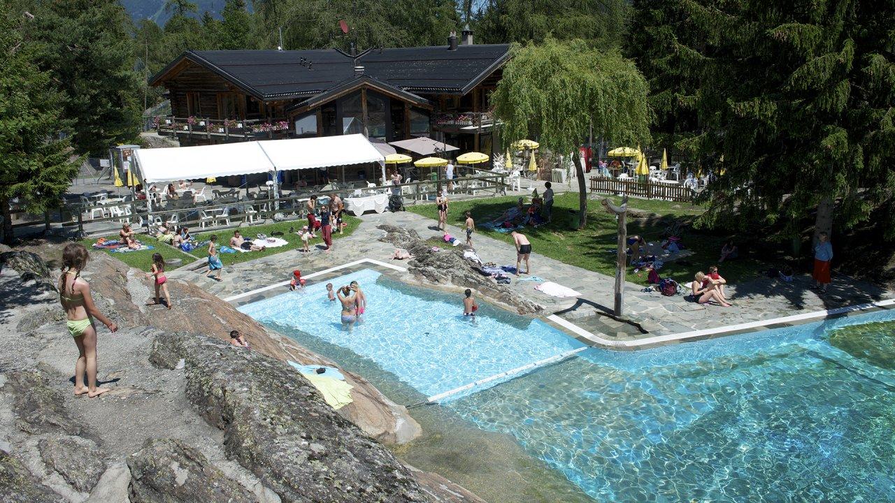 Naturschwimmbad